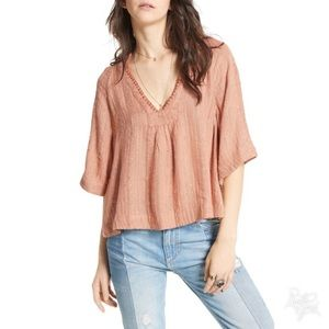 Free People Get Over It Shirt